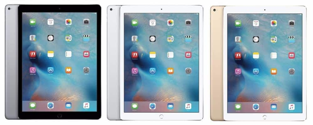 "Apple iPad Pro 256GB WIFI+Cellular 12.9"" Retina Display - 2015 Model - $749.99"