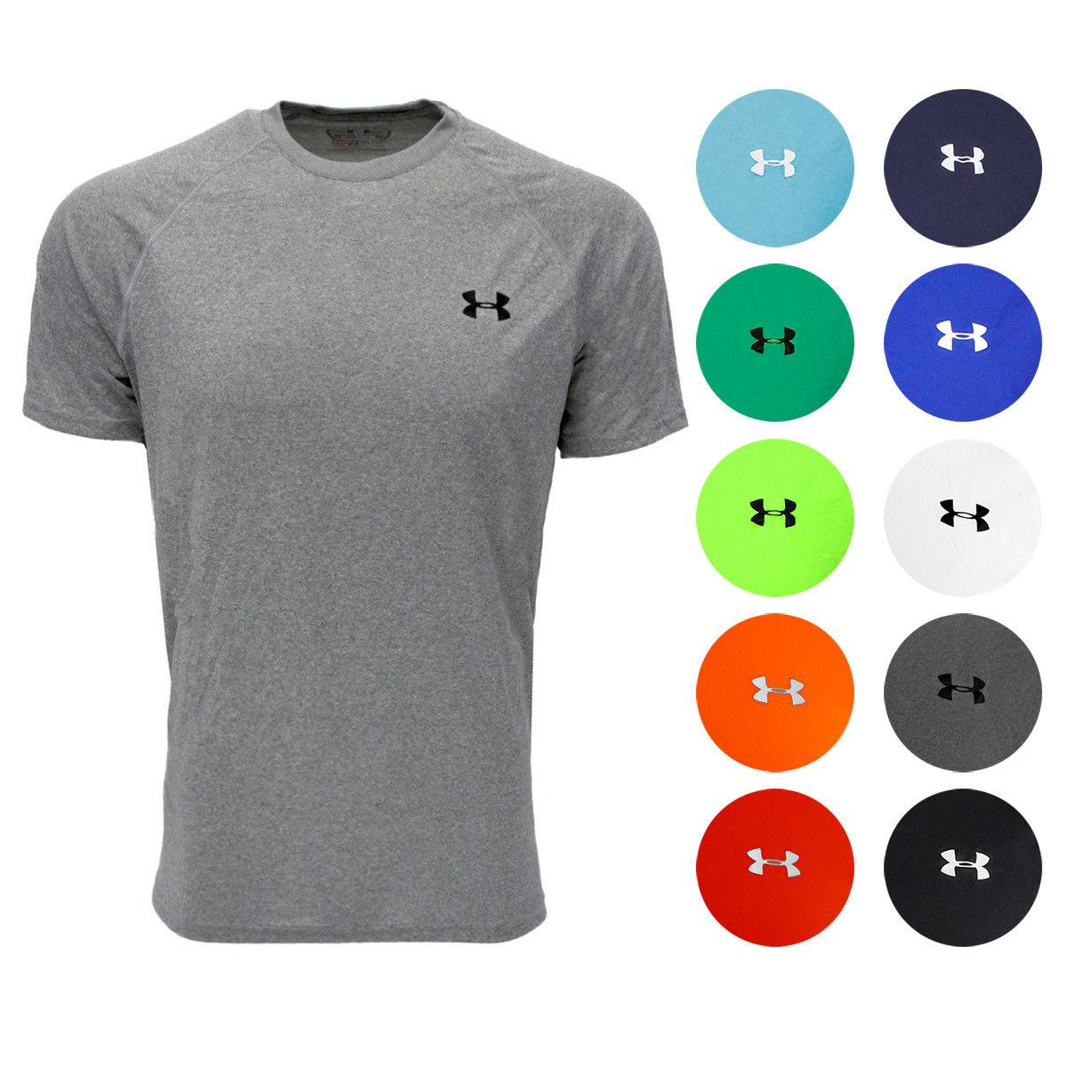 Under Armour Men's UA Tech T-Shirt - $14.99