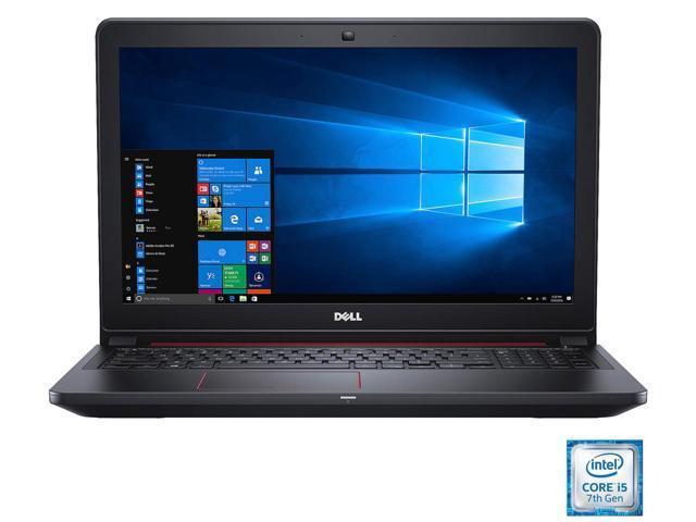 "Dell Inspiron 15 i5577-5328BLK 15.6"" Intel Core i5 7th Gen 7300HQ (2.50 GHz) NVIDIA GeForce GTX 1050 8 GB Memory 1 TB HDD Windows 10 Home 64-Bit Gaming Laptop - $619.99"