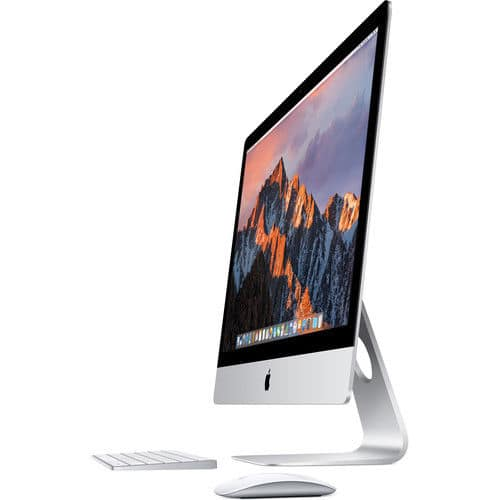 "Apple 27"" iMac with Retina 5K Display (Mid 2017) MNE92LL/A - $1549.99"