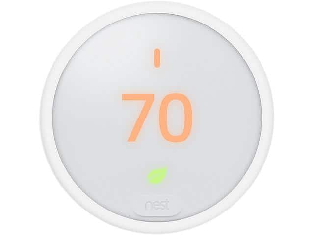 Newegg: Nest Thermostat E - $170 + $20 Newegg GC