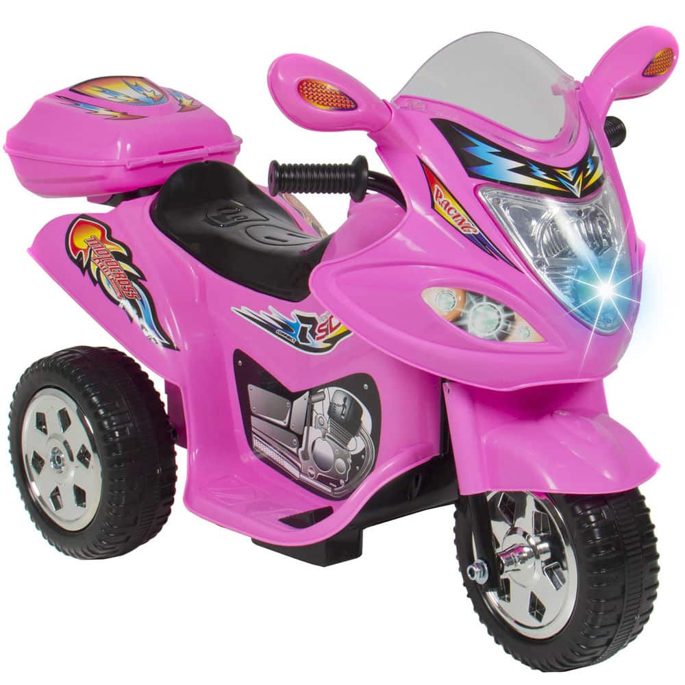 Kids Ride On Motorcycle 6V Toy Battery Powered Electric 3 Wheel $49.99, 12V Ride on Car Kids w MP3 Remote Control - $174.94, 12V Ride on Car Truck $259.99