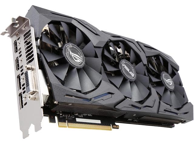 ASUS ROG GeForce GTX 1080 Video Card w/ Destiny 2 PC game - $519.99