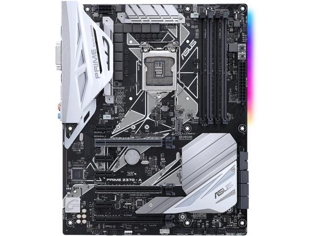 ASUS Prime Intel Z370 Motherboard - $129.99