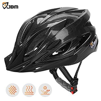 JBM CPSC Certified Adult Cycling Bike Safety Helmet (Various Colors) - $10.42