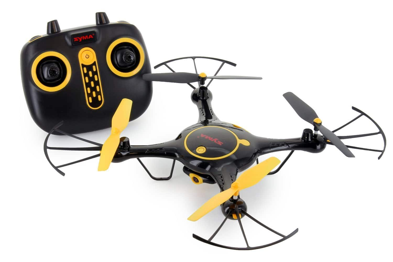 Tenergy Syma X5UW Wifi FPV RC Camera Drone, HD 720P Camera with Smart Phone App - $47.14