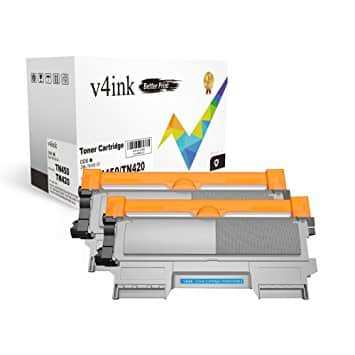 2-Pack V4INK Compatible Brother TN450 TN660 Toner Cartridges on sale from $8.74