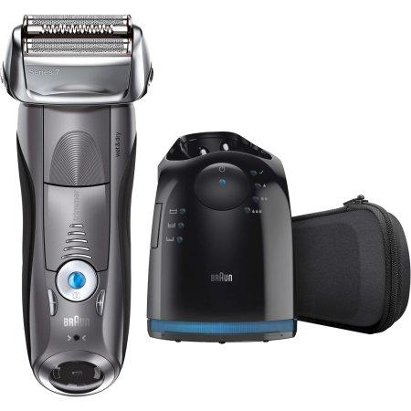 Braun Series 7 7865cc ($35 Rebate Available) Men's Electric Foil Shaver - $134.97 AR