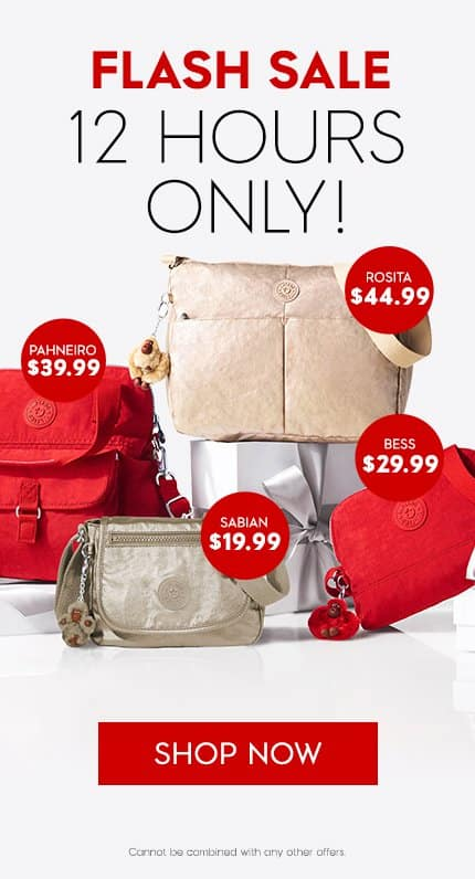 e20239a2c79 Kipling Flash Sale - 40% Off - Bags from $20 - Slickdeals.net