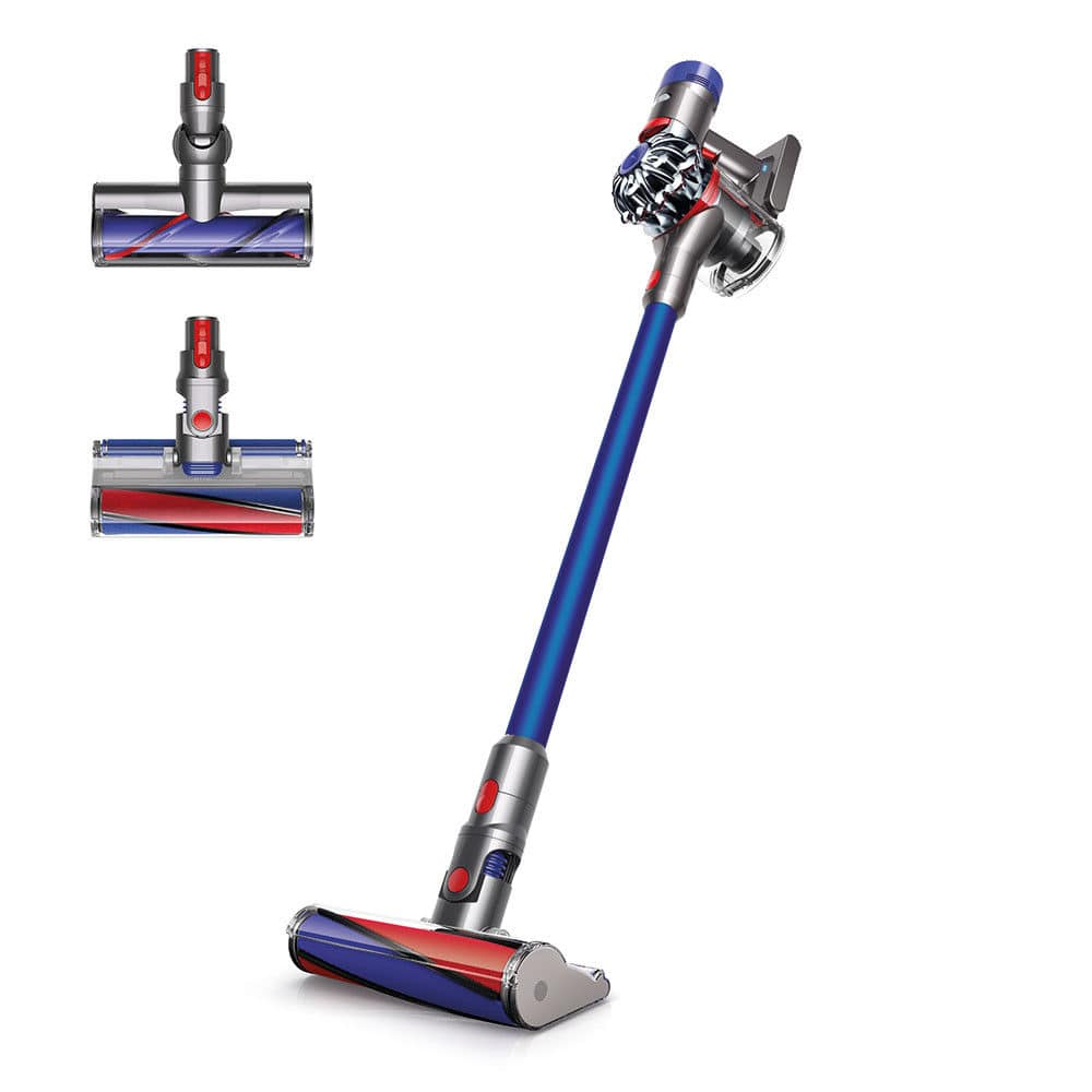 Dyson V8 Total Clean Cordless HEPA Vacuum (refurbished) - $249.99