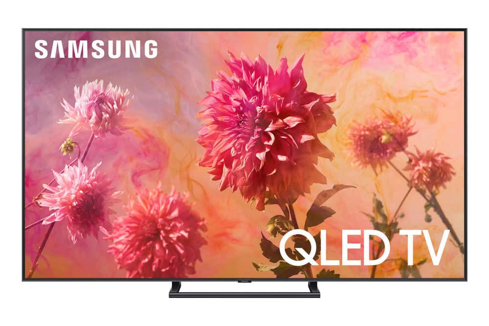 "65"" Samsung QN65Q9FN Ultra HD 2160p 4K QLED Smart TV - $2,249"