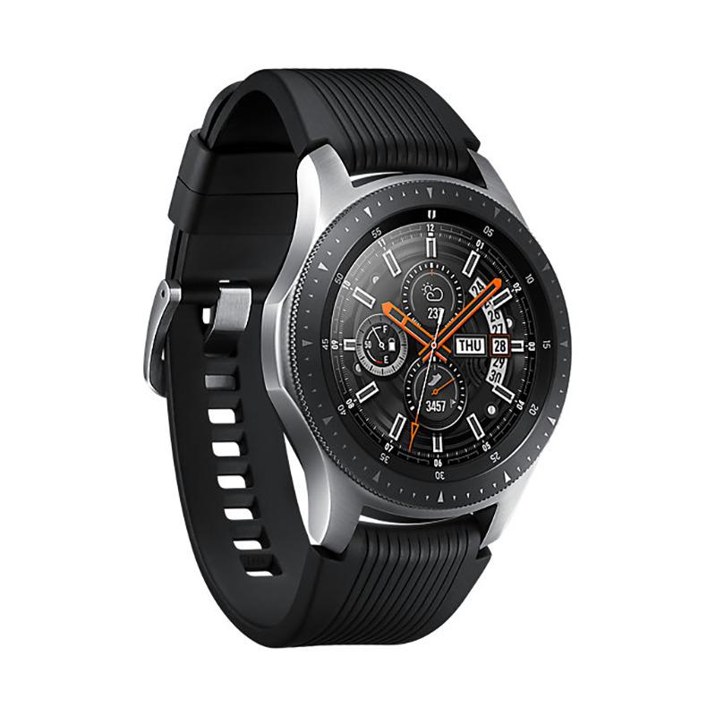 Samsung Galaxy Bluetooth Watch 46mm Silver SM-R800NZSCXAR - $212.99