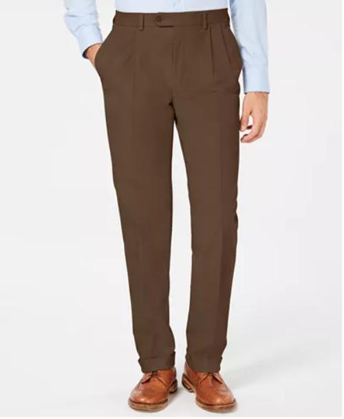 Macy's Lauren Ralph Lauren Dress Pants Starting at $15.96