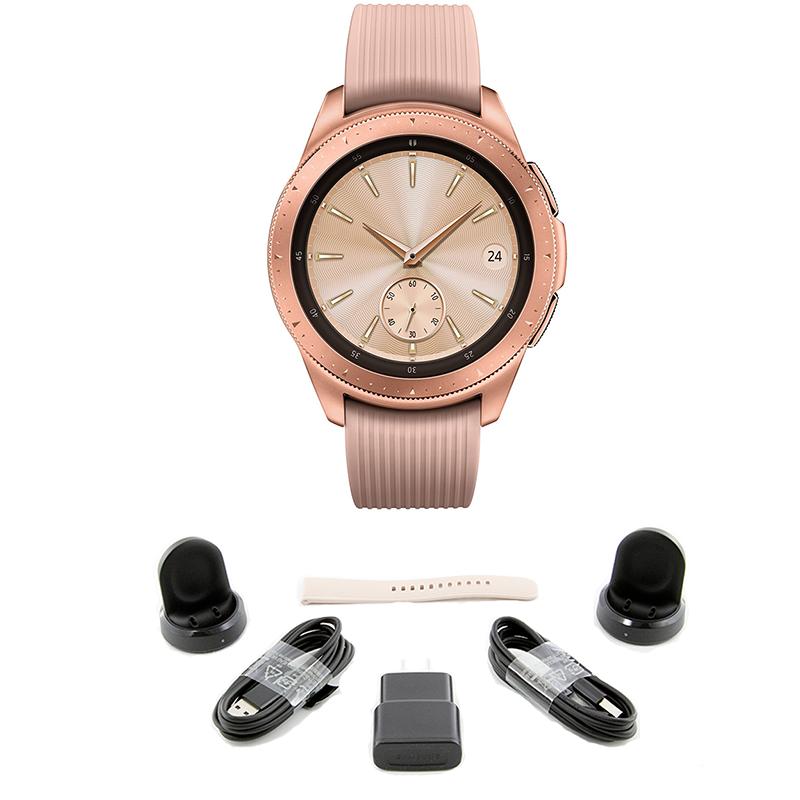 Samsung Galaxy Bluetooth Watch 42mm Rose Gold SM (Open Box) $199.99