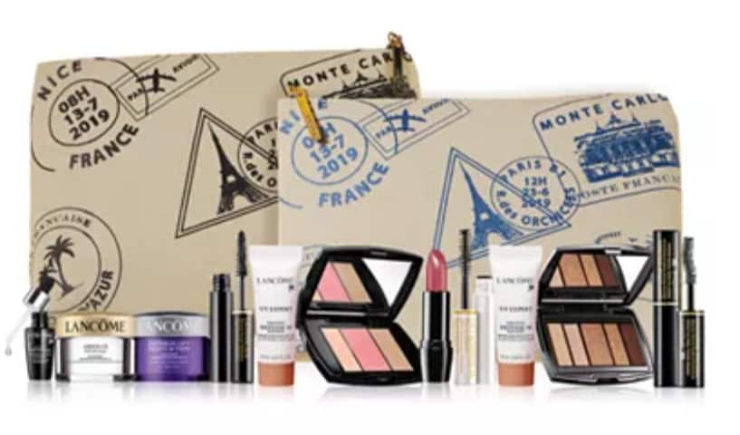 Lancome - Spend $37.50 and Get a Free 7-Piece Gift (Worth $139) at Macy's