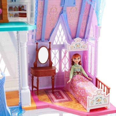 Disney Frozen 2 Ultimate Arendelle Castle Playset with Lights and Moving Balcony - $159