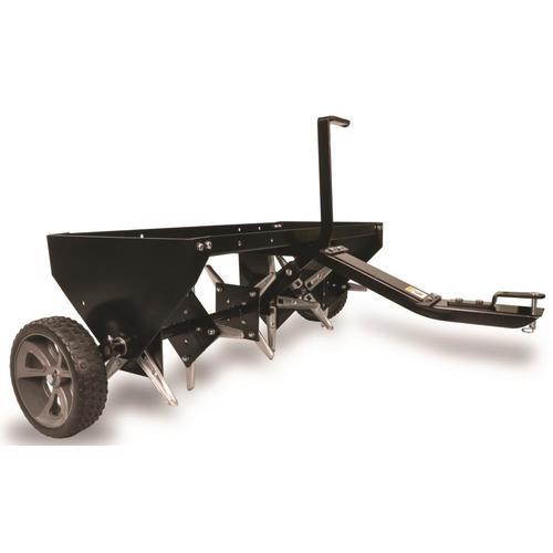 Lowes-Agri-Fab 40-in Plug Lawn Aerator- $141.71 $141.71