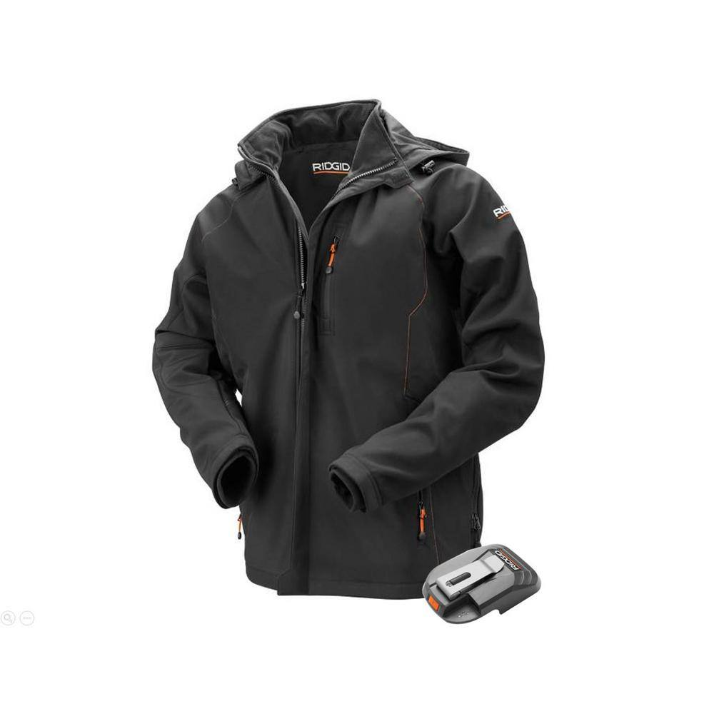 Ridgid 18-Volt Lithium-Ion Cordless Heated Jacket $69.73