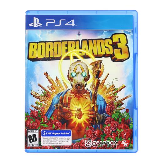 borderlands 3 video game for ps4 $5