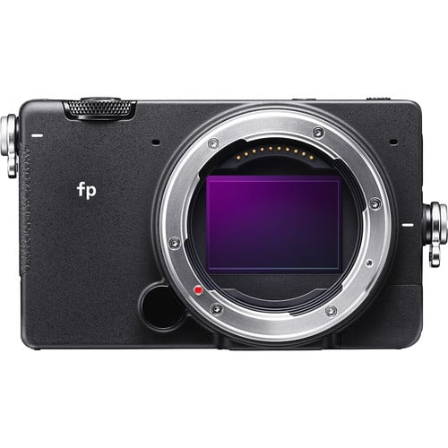 Sigma FP 25.3MP Mirrorless Full-Frame Digital Camera $1800