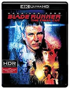 Blade Runner: The Final Cut (4K Ultra HD) [Blu-ray] - $17.99/ FS w/ Prime
