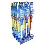 12 pack Oral B Shiny Clean Soft Toothbrushes $8.99+ free in-store pick up @Staples