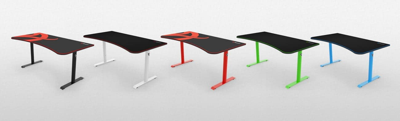 Arozzi - Arena Gaming Desk (Various Colors) + Free USA Shipping $229.99