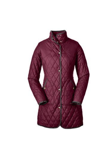 Eddie Bauer Women's Year-Round Field Coat $29.99 +FS
