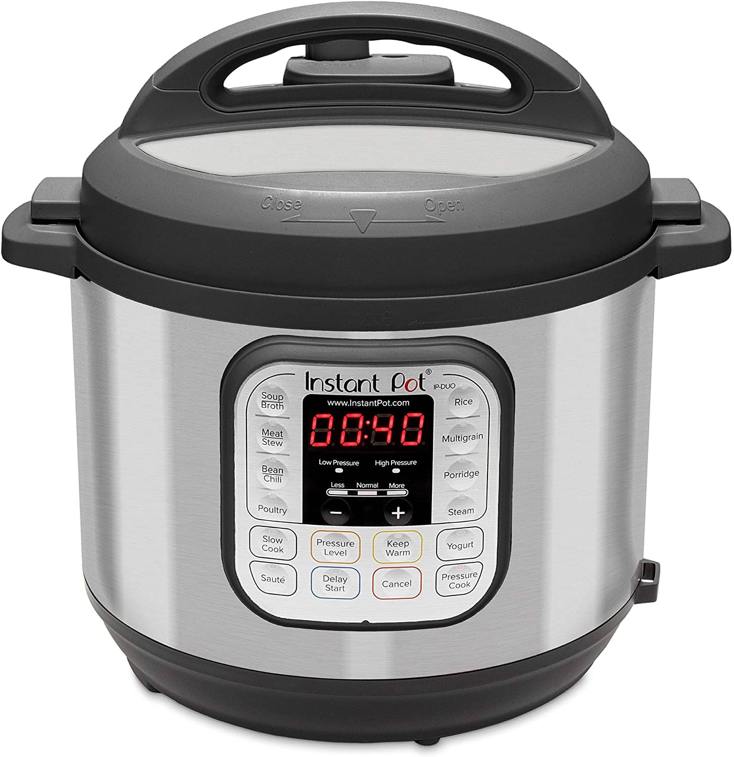 Instant Pot Duo 7-in-1 Electric Pressure Cooker $20 off, NOW $79