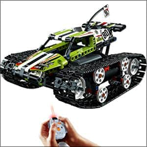 LEGO Technic RC Tracked Racer 42065 Building Kit - $85 + tax