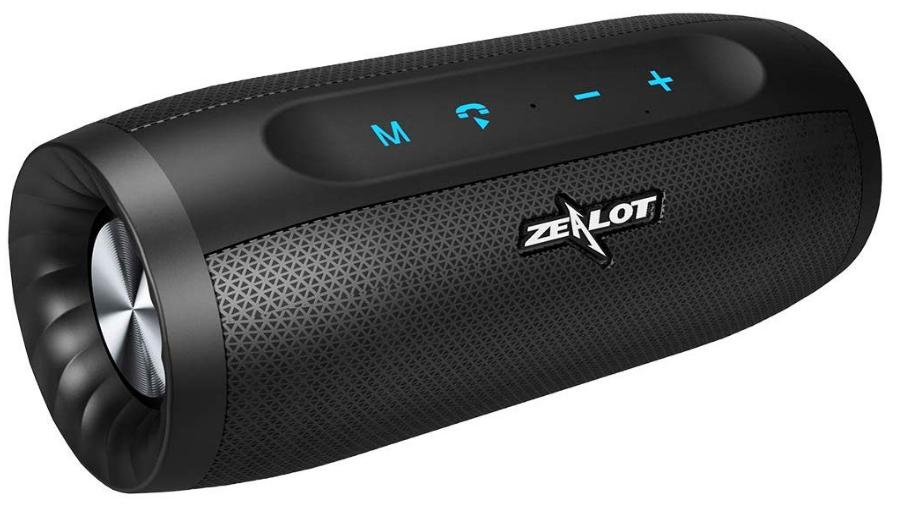 Cyber Monday deals 2019: Portable Bluetooth Speakers Zealot S16 Wireless Speaker 20W $18.50