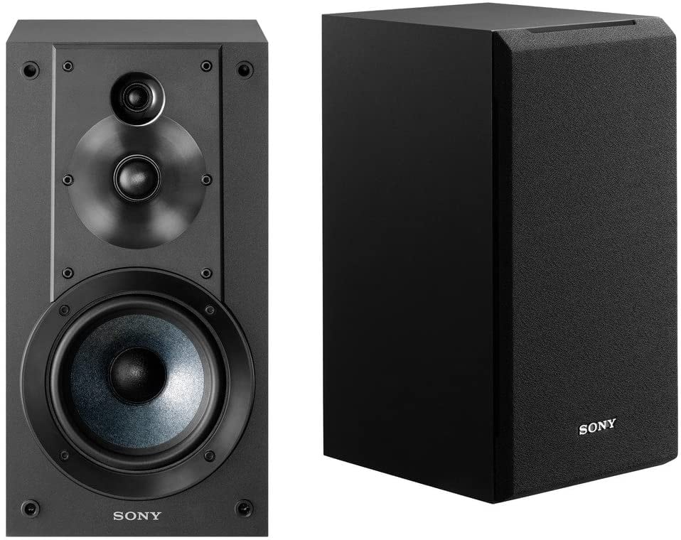 Sony SSCS5 3-Way 3-Driver Bookshelf Speaker System  $73, F/S @Amazon