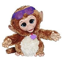 Amazon Deal: FurReal Friends Baby Cuddles My Giggly Monkey Pet Plush 9.97 was 26.99 Amazon.com Walmart.com