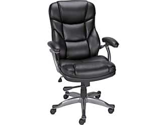 Staples® Osgood™ or Staples® Torrent™ Bonded Leather Managers Chair, Black ($49.99 AC). Reg. $169.99  @Staples B & M