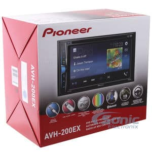 Pioneer AVH-200EX $180.49 (5% off with code SEAR5BASS) and includes free wiring harness from SonicElectronix.com
