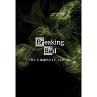 Breaking Bad: The Complete Series (21 DVD Discs)  on sale $  45.99+ Free Shipping at Target.com