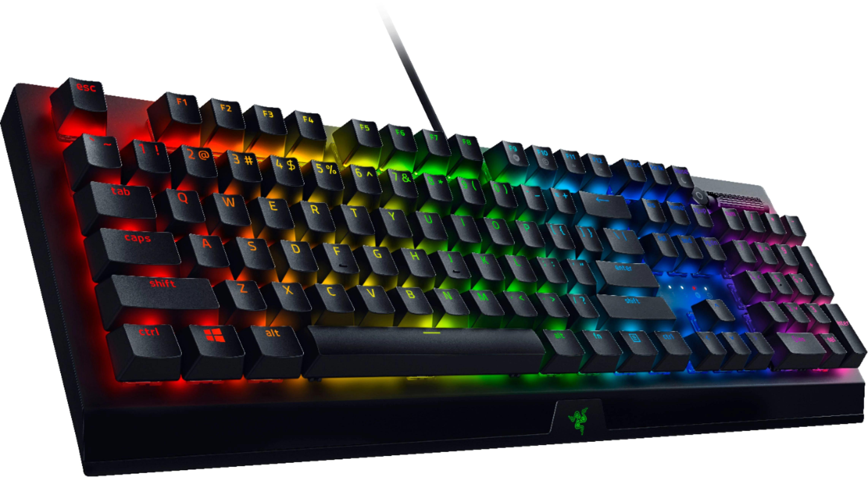 Razer Blackwidow V3 Mechanical Gaming Keyboard (Black) $99.99 at Best Buy & Amazon