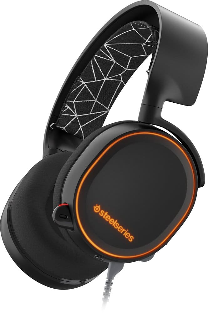 Steelseries Arctis 5 7.1 RBG gaming headset - Free shipping at BestBuy (clearance) $50.99