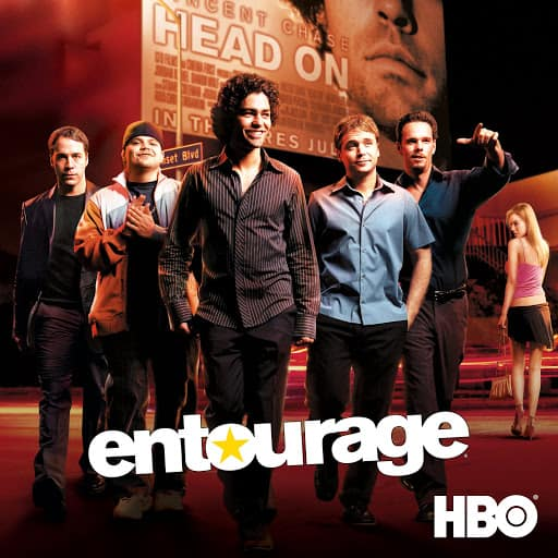 Entourage Comedy 2004 $39.99 iTunes, Vudu, and Google Play $39.98
