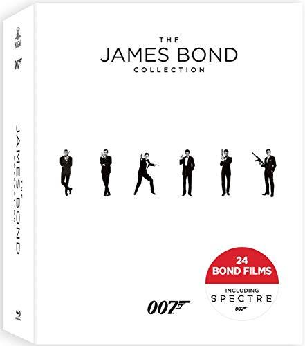 The James Bond Collection (Blu-ray) $69.96