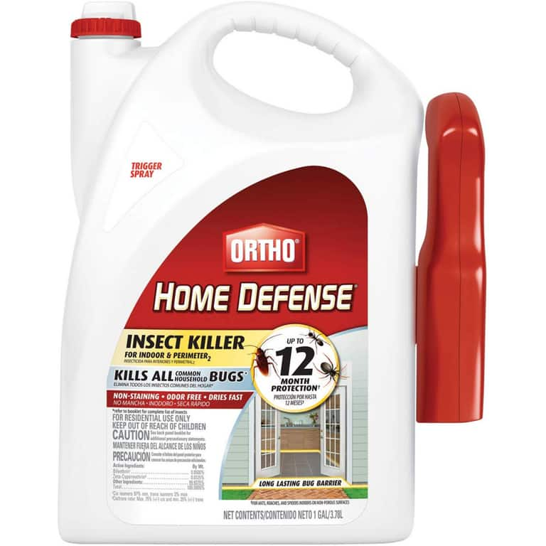 1-Gallon Ortho Home Defense Insect Killer for Indoor & Perimeter2 at Walmart for $6.7