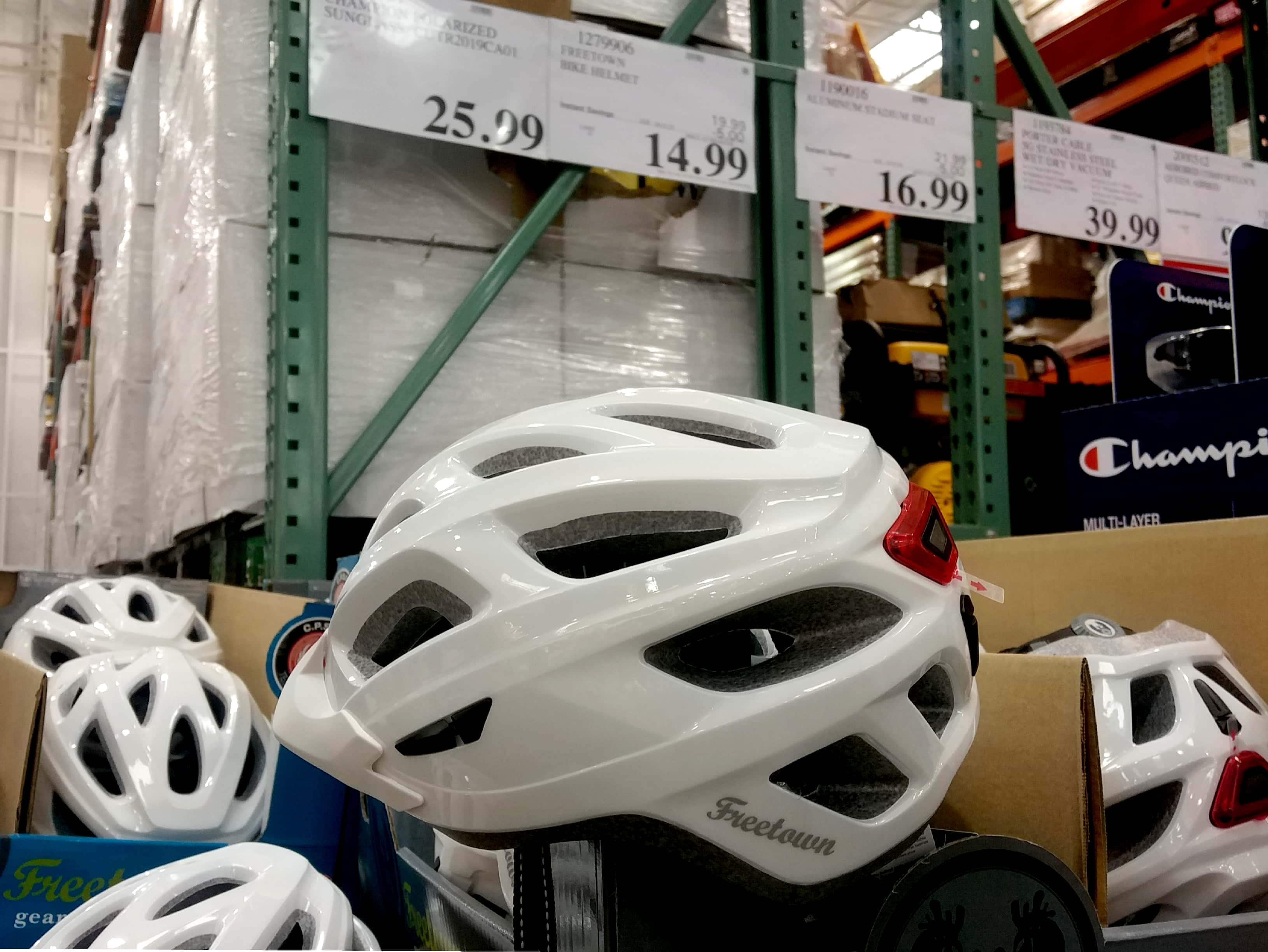 Freetown bike helmet Costco B&M for $15 ymmv
