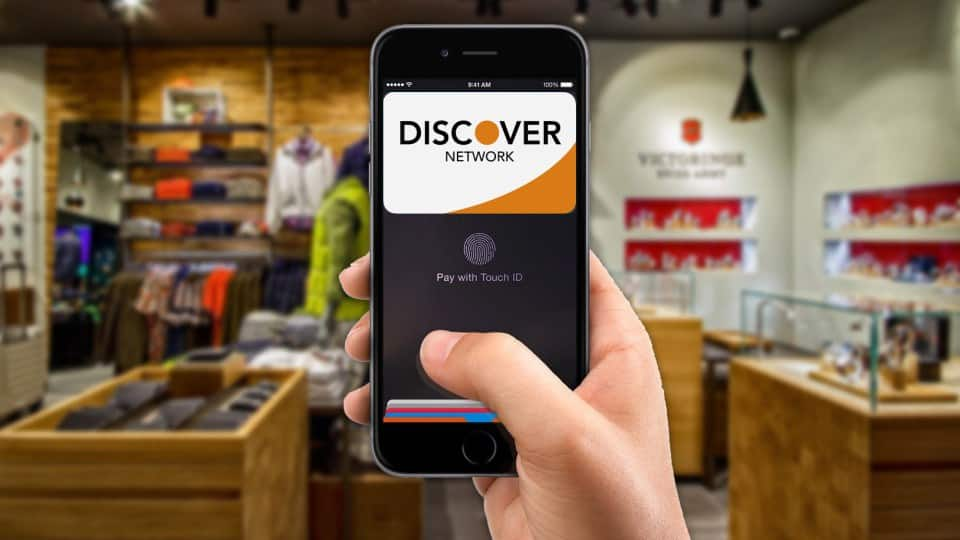 10% cashback (up to $10,000) on all Discover card in-store Apple Pay purchases for the rest of 2015 (or 20%+ for those with double cashback)