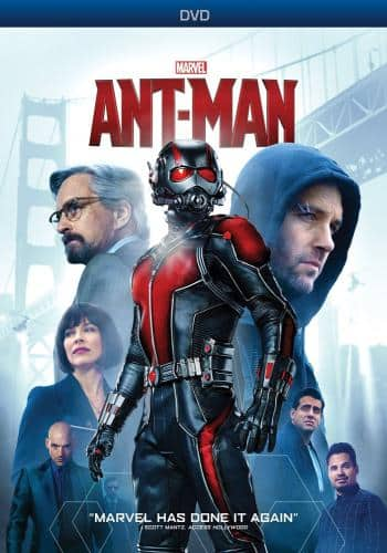Redbox Blu-ray Sale: Ant-Man $4, Horrible Bosses 2 $3, Inside Out $4, Alice Through The Looking Glass $5, The Finest Hours $4