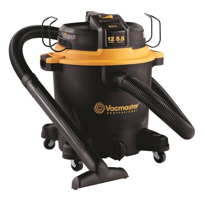 YMMV Lowe's Clearanced $59.37 Vacmaster Professional 12-Gallon Corded Portable Wet/Dry Shop Vacuum Model #VJH1211PF 0203
