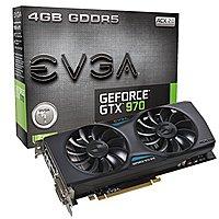 Newegg Deal: EVGA GeForce GTX 970 4GB 256-Bit GDDR5 Video Card $310 + Free Shipping w/ Free Trial