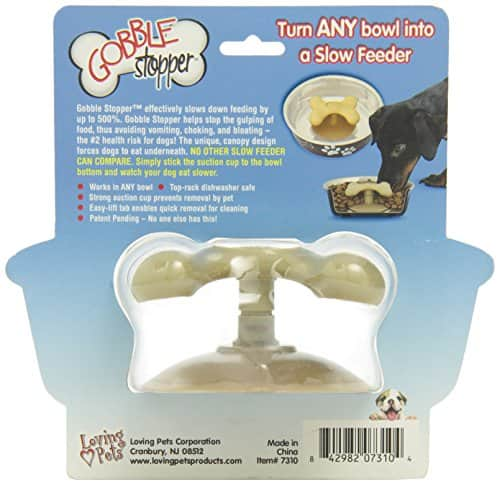 Loving Pets Slow Feeder for Dogs $1.77