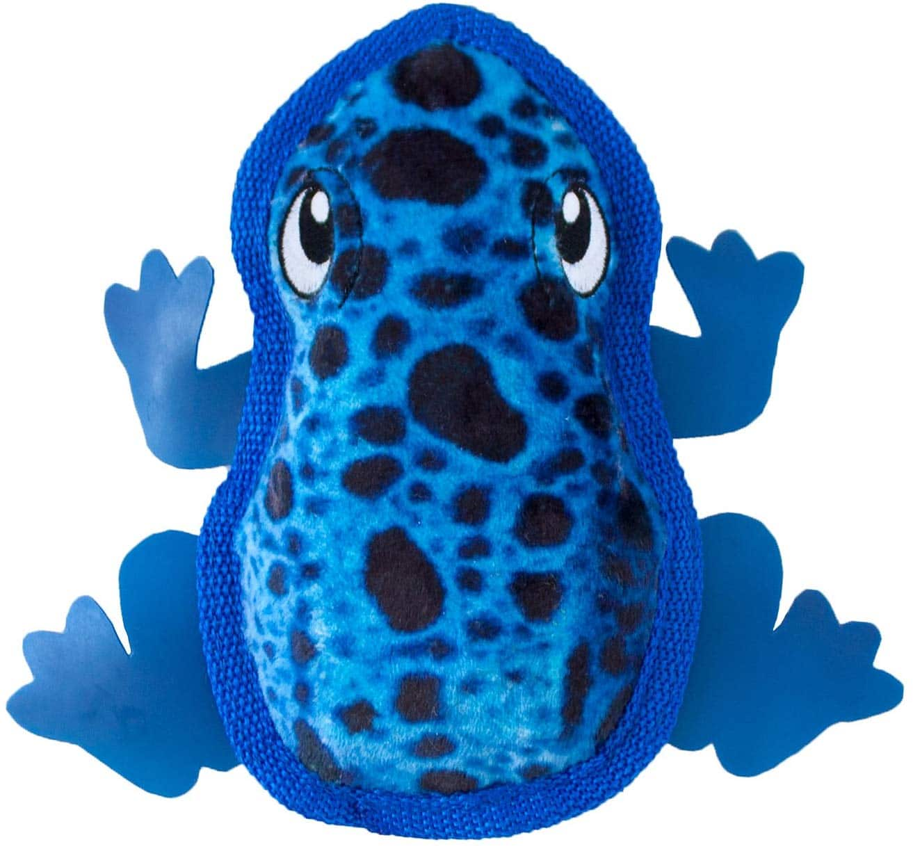 Outward Hound Invincibles Frog Dog Toy - $1.53 - Amazon