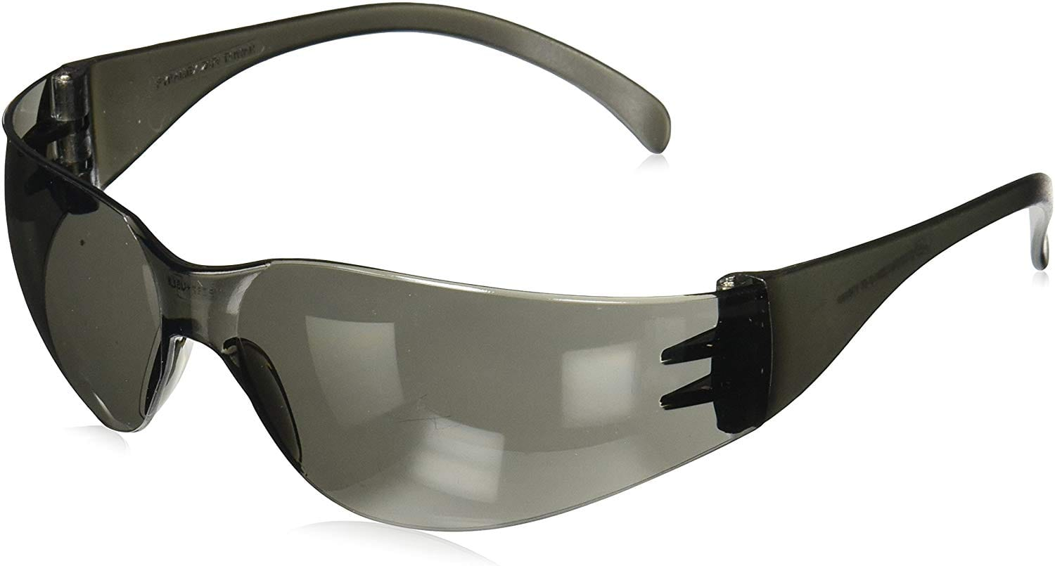 Pyramex Intruder Safety Eyewear, Gray Frame, Gray-Hardcoated Lens - $1.41 at Amazon