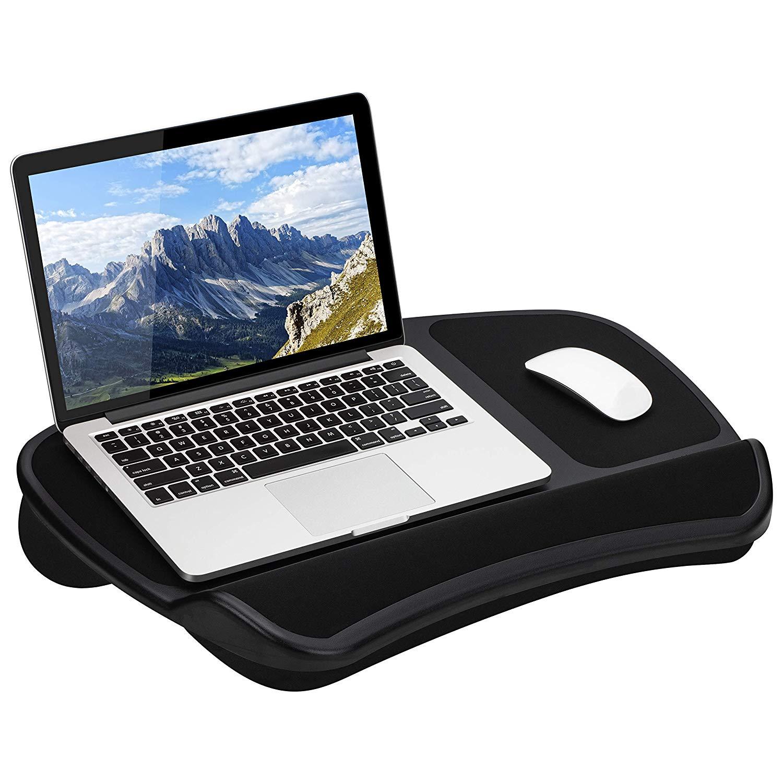 LapGear Original XL Laptop Lap Desk with Storage Pockets - $19.60 + FS at Amazon